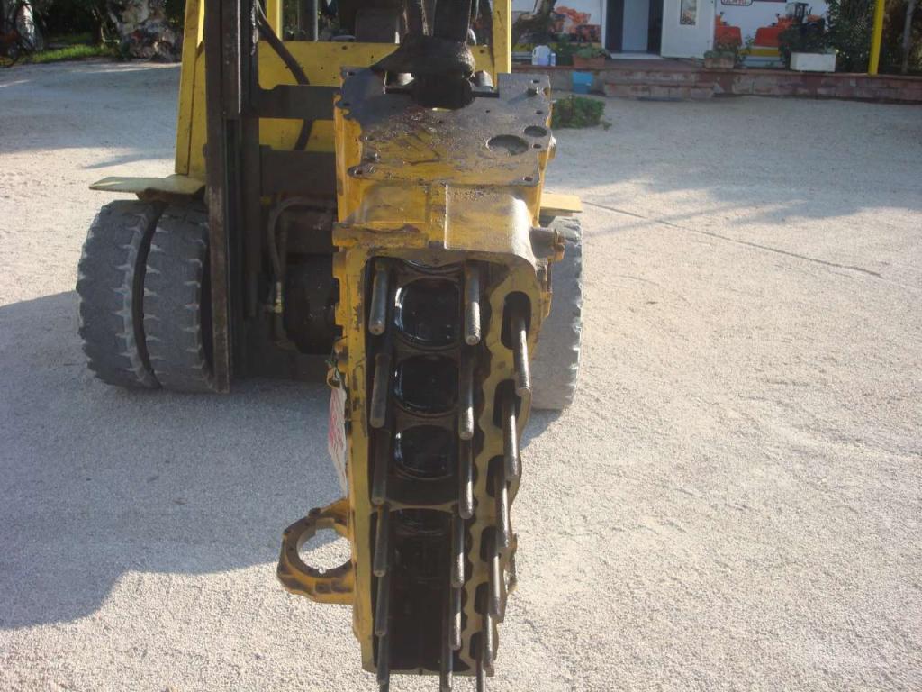 Monoblocco motore per Fiat OM CP3/100 Foto 3