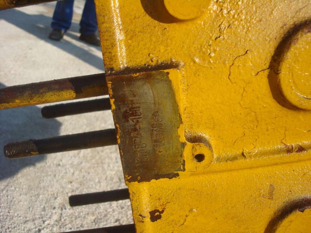 Monoblocco motore per Fiat OM CP3/100 Foto 5