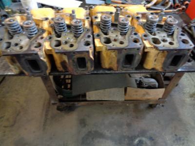 Testata motore per Liebherr D 914 T in vendita da PRV Ricambi Srl
