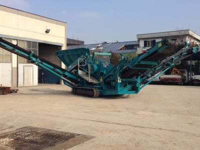 Powerscreen Warrior 800 in vendita da Carmi Spa Oleomeccanica
