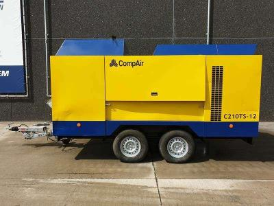 Compair C 210 TS - 12 - N in vendita da Machinery Resale