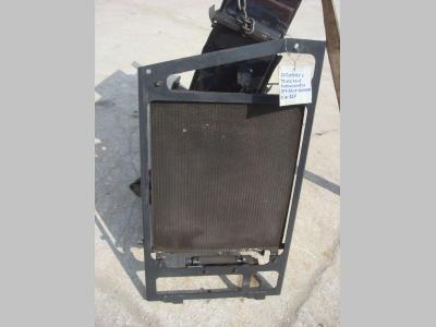 Radiatore aria condizionata per Hitachi ZW 220