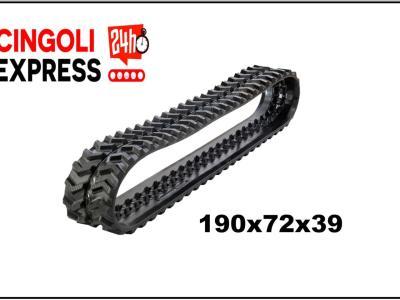 Cingolo compatibile 190X72X39