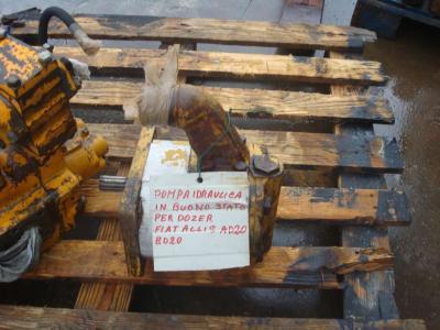 Pompa idraulica per DOZER FIAT ALLIS AD20 in vendita da OLM 90 Srl