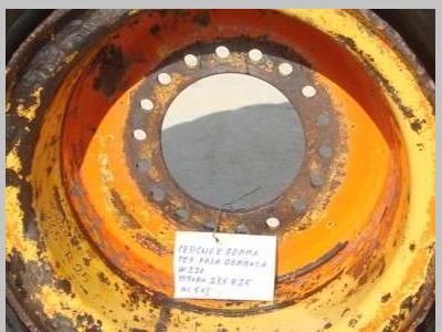 Pneumatico con Cerchio per PALA GOMMATA W220 in vendita da OLM 90 Srl
