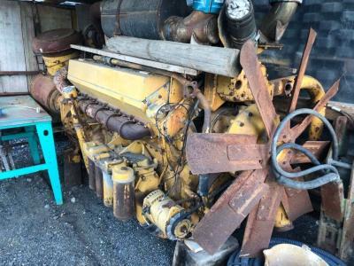 Caterpillar Motore a scoppio per Caterpillar 992B in vendita da K.M. Trading Srl