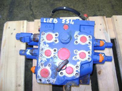 Distributore per Liebherr 554 in vendita da PRV Ricambi Srl