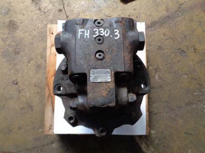 Motore di traino per Fiat Hitachi Fh 330.3
