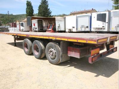 Adige portacontainer in vendita da Bartoli Rimorchi S.p.a.