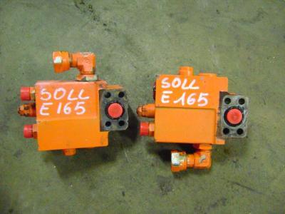 New Holland E 165 in vendita da PRV Ricambi