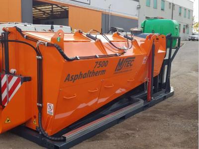ASPHALTHERM 7500 A NOLEGGIO in vendita da C.M. di Castegnaro Mariano