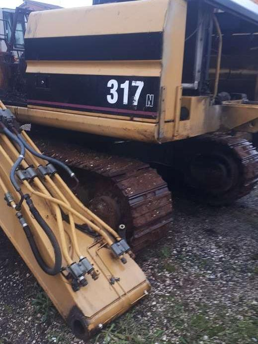 Caterpillar 317N Foto 3