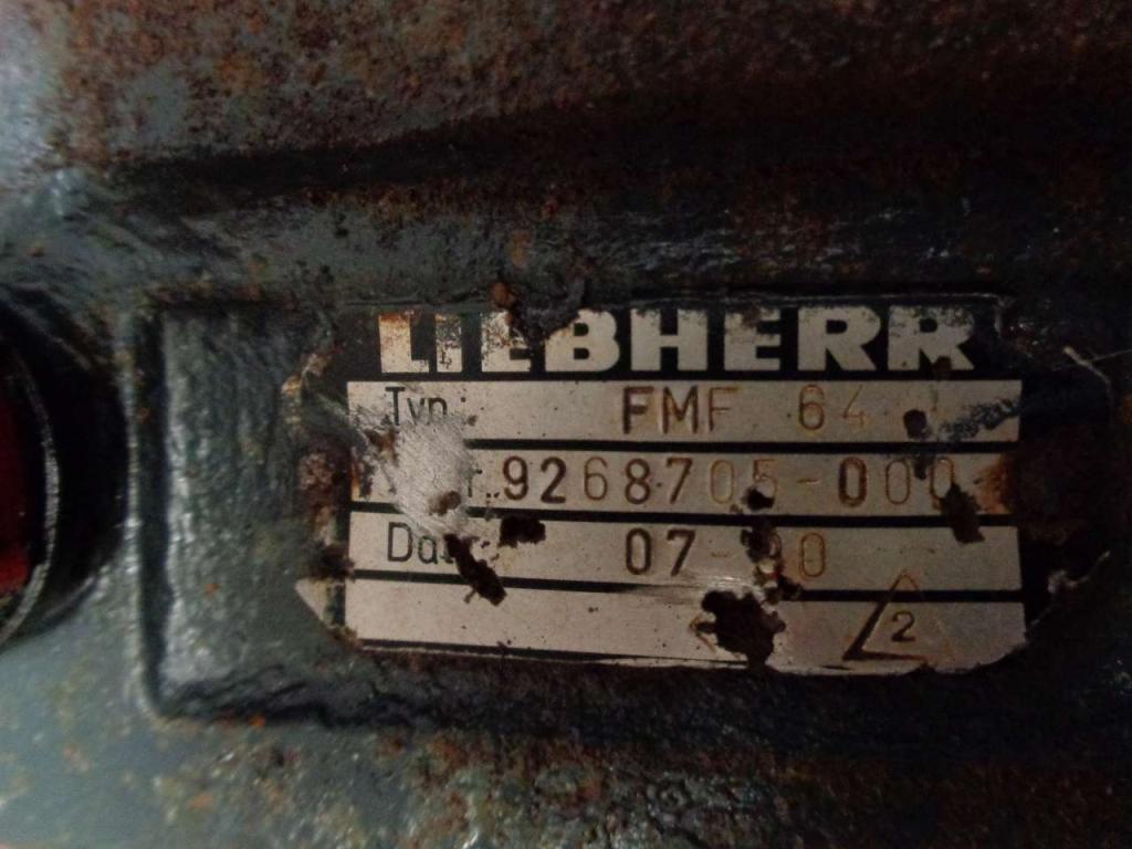 Motore di traino per Liebherr 912 litronic Foto 2