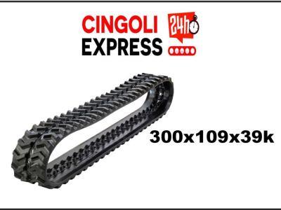 Cingolo compatibile 300X109X39K in vendita da Cingoli Express