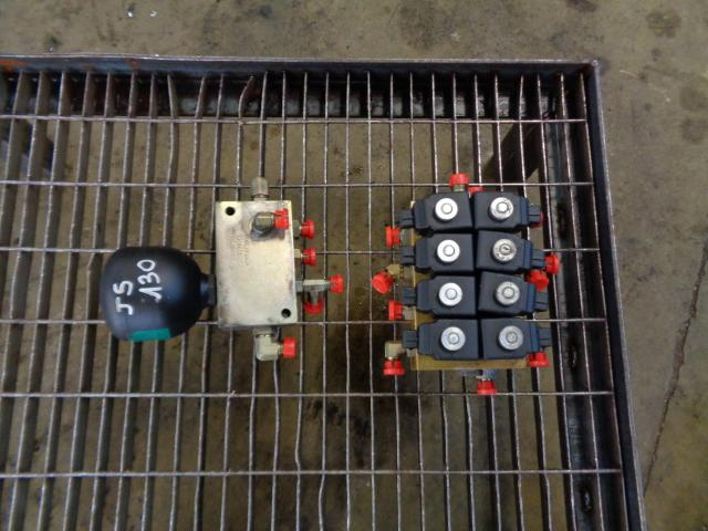 Elettrovalvola per JCB JS 130