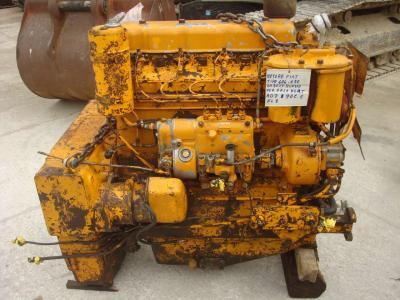 Motore a scoppio per Fiat AD7 - 70C - FL8 in vendita da OLM 90 Srl