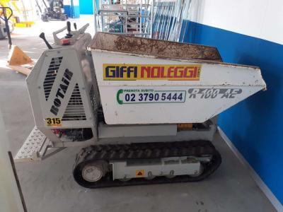 Rotair R100AE in vendita da Giffi Noleggi srl
