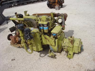Pompa idraulica per Hydromac H 115 TUrbo in vendita da OLM 90 Srl