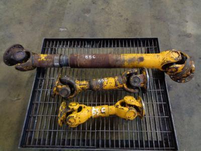 Albero di trasmissione per Hanomag 55 C