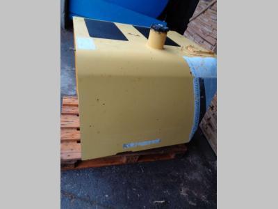 Serbatoio gasolio (ricambio) per New Holland E 385 B in vendita da PRV Ricambi Srl