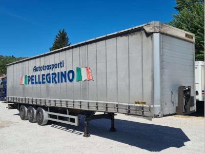Wielton CENTINATO FRANCESE in vendita da Bartoli Rimorchi S.p.a.