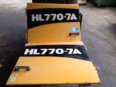 Cofano per Hyundai 770-7A