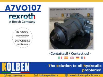 Rexroth A7VO107LRDH1/63R-NZB01 in vendita da Kolben s.r.l.