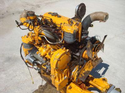 Motore a scoppio per Fiat Allis FL 4C MARCA FIAT MODELLO 8035 in vendita da OLM 90 Srl