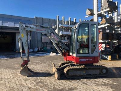 Takeuchi TB138FR in vendita da General Car Srl