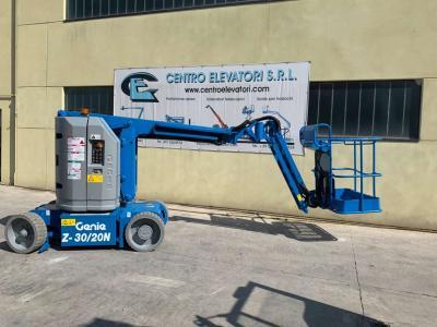 Genie Z30/20 NRJ in vendita da Centro Elevatori Srl