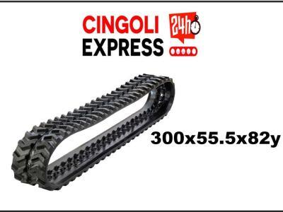 Cingolo compatibile 300X55,5X82Y