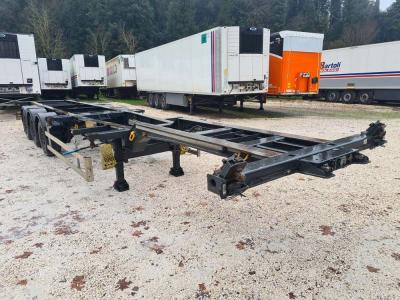 Viberti portacontainer in vendita da Bartoli Rimorchi S.p.a.