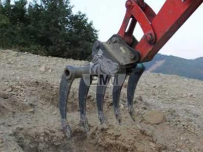 EMM Company Multiripper per escavatore 25-40 q.li in vendita da EMM Company srl