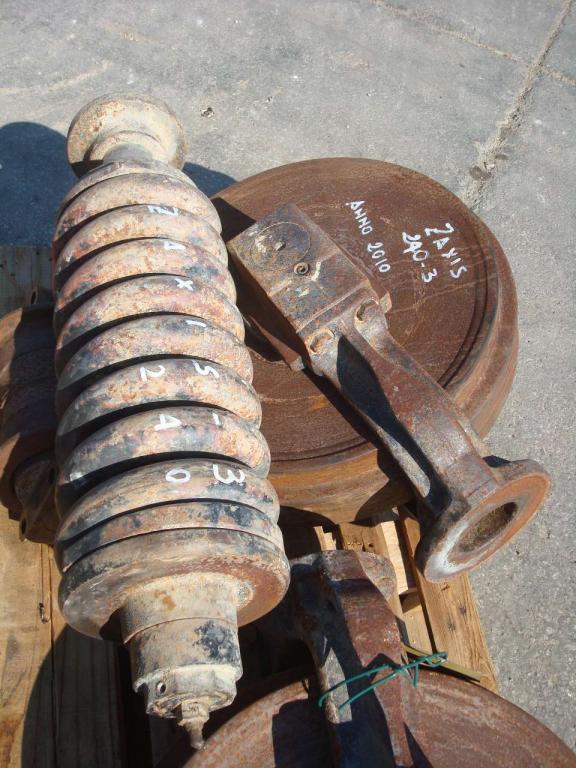 Molla tendicingolo per ZAXIS 240.3 e 210 Foto 2