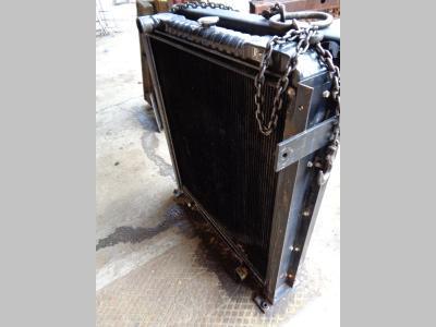Radiatore acqua per Fiat Hitachi Ex 455 in vendita da PRV Ricambi Srl