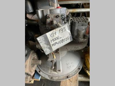 Pompa idraulica per Fiat Hitachi fh 135 in vendita da Mori Onofrio di Mori Maria