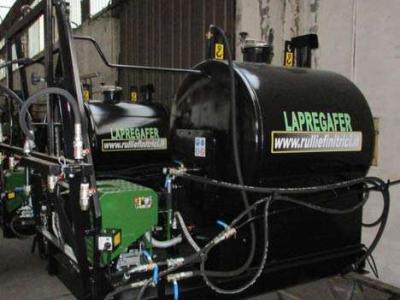 Lapregafer Cisterna (attrezzatura) in vendita da BITONTE Srls