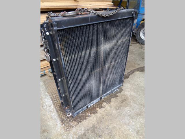 Radiatore olio per Fiat Hitachi Ex 455