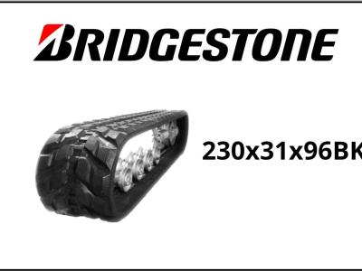 Bridgestone 230x31x96 BK in vendita da Cingoli Express