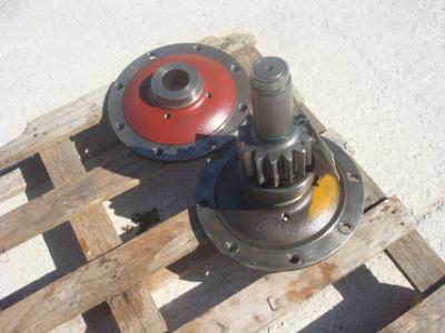 Pignone e Piatti Frizioni per Fiat Allis FL 10B-C