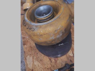 Turbina motore per Caterpillar 977k in vendita da Off Meccaniche Bonanni di B.