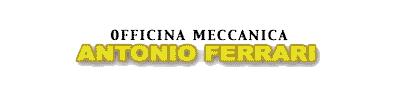 Logo  Antonio Ferrari