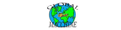 Logo  Global Macchine