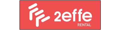 Logo  2 Effe Rental