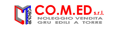Logo  CO.M.ED Srl