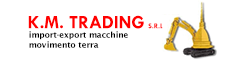 Venditore: K.M. Trading Srl
