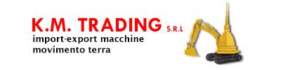 Logo  K.M. Trading