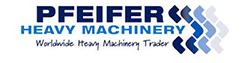 Venditore: Pfeifer Heavy Machinery